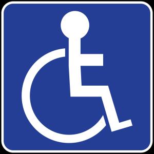 valet parkeren schiphol rolstoel