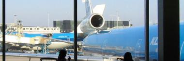 Shuttle Service voor Schiphol